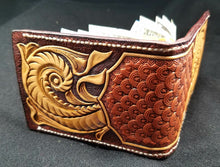 Front Pocket Wallet Tooling pattern