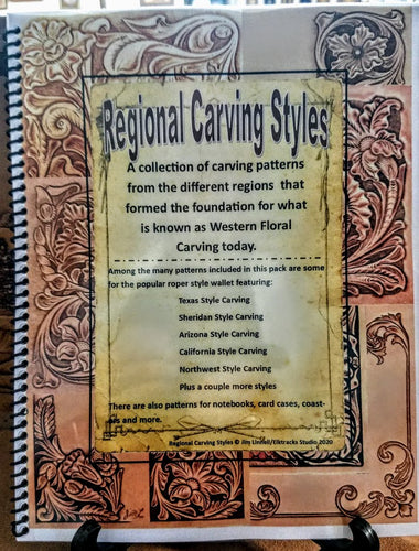 Regional Carving Styles - Limited Edition Book