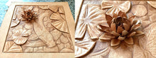3-D Pictorial: Bringing Dimension into Pictorial Carvings with Annie Libertini
