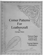 Corner Patterns for Leathercraft by George Hurst