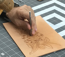Rose Carving Workshop with Jim Linnell