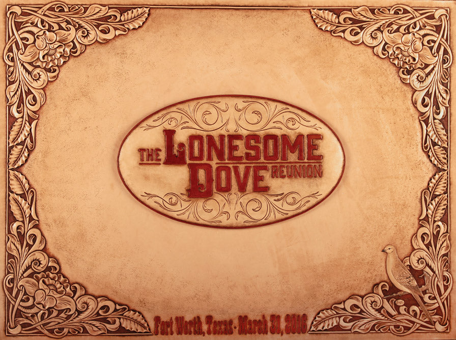 Lonesome Dove Reunion Print - Autographed & Numbered