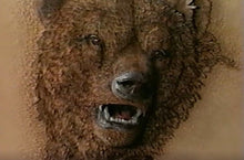 Extreme Embossing: Grizzly Bear by Robb Barr