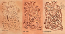 Free Leathercraft Pattern for Leathercraft Basics with Jim Linnell