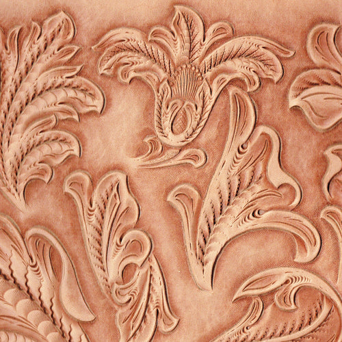 Drawing Western Floral Patterns Pt. 3 - Acanthus Leaves and Other Filler