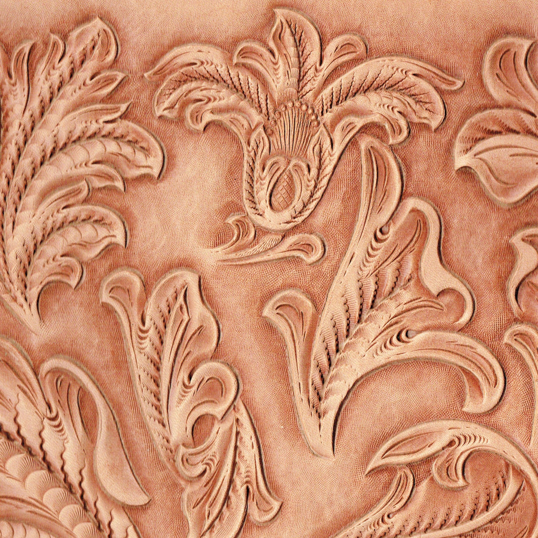 Drawing Western Floral Patterns Pt 3 Acanthus Leaves