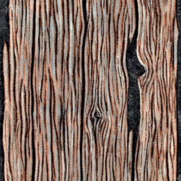 Wood Grain Texture In Leather with Jim Linnell