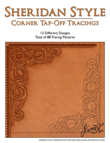 Sheridan Style Corner Tap-Off Tracings by Jim Linnell