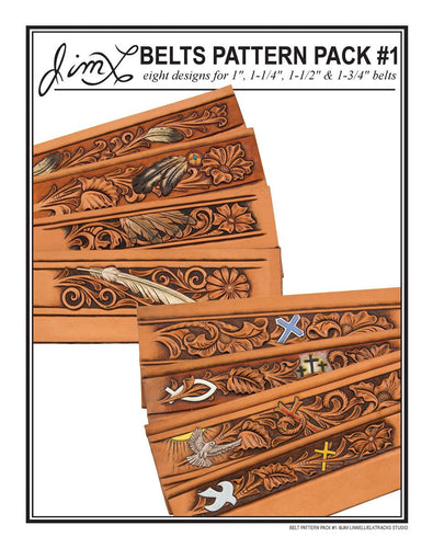 Belts Pattern Pack #1 by Jim Linnell