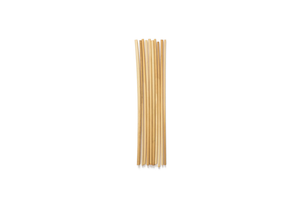Straws made of straw - 100% natural