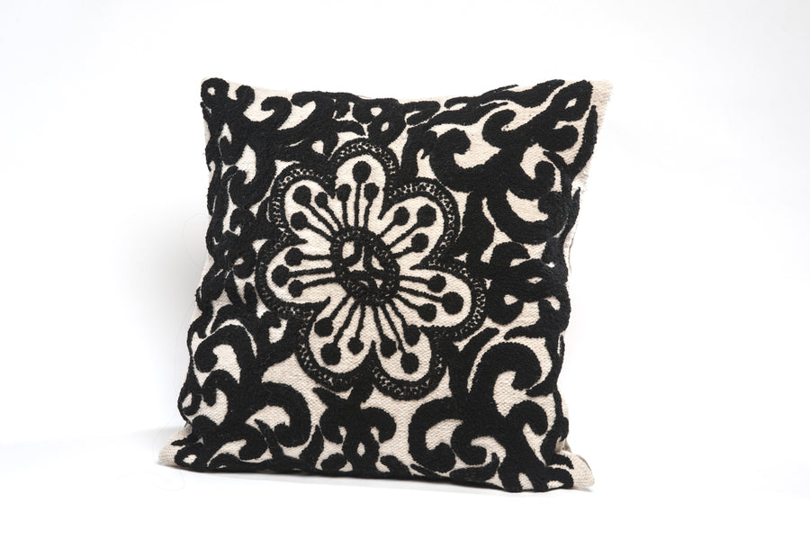 Black & White Cushion Cover
