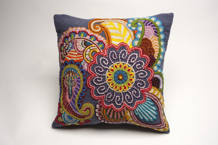 Psychedelic Boho Cushion Cover