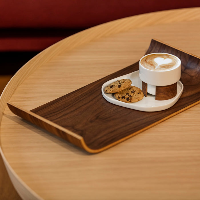 WARM Serving Tray - Walnut