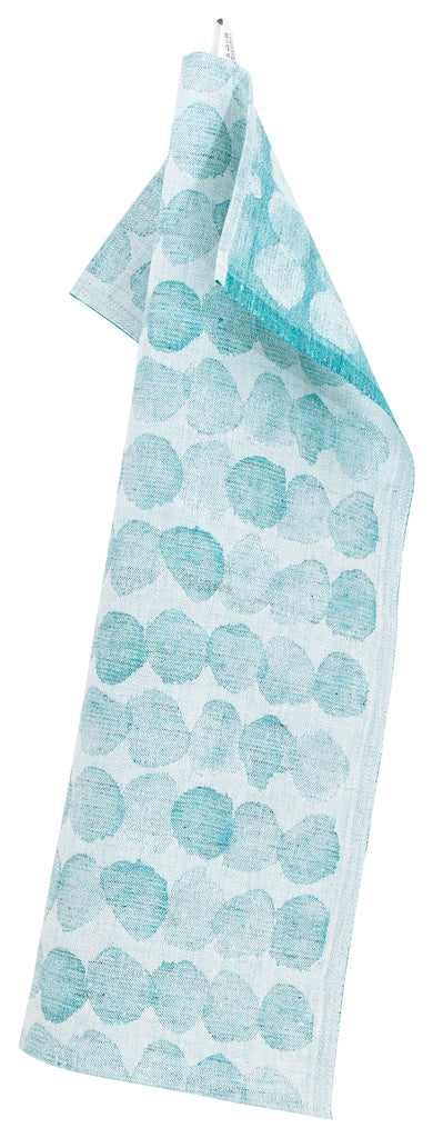 SADEKUURO tea towel, linen & organic cotton, 2 colours