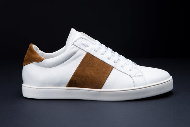Sneakers GHOST en cuir