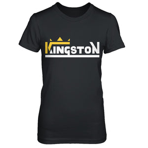 Ladies' Kingston Tee (Crown Design)