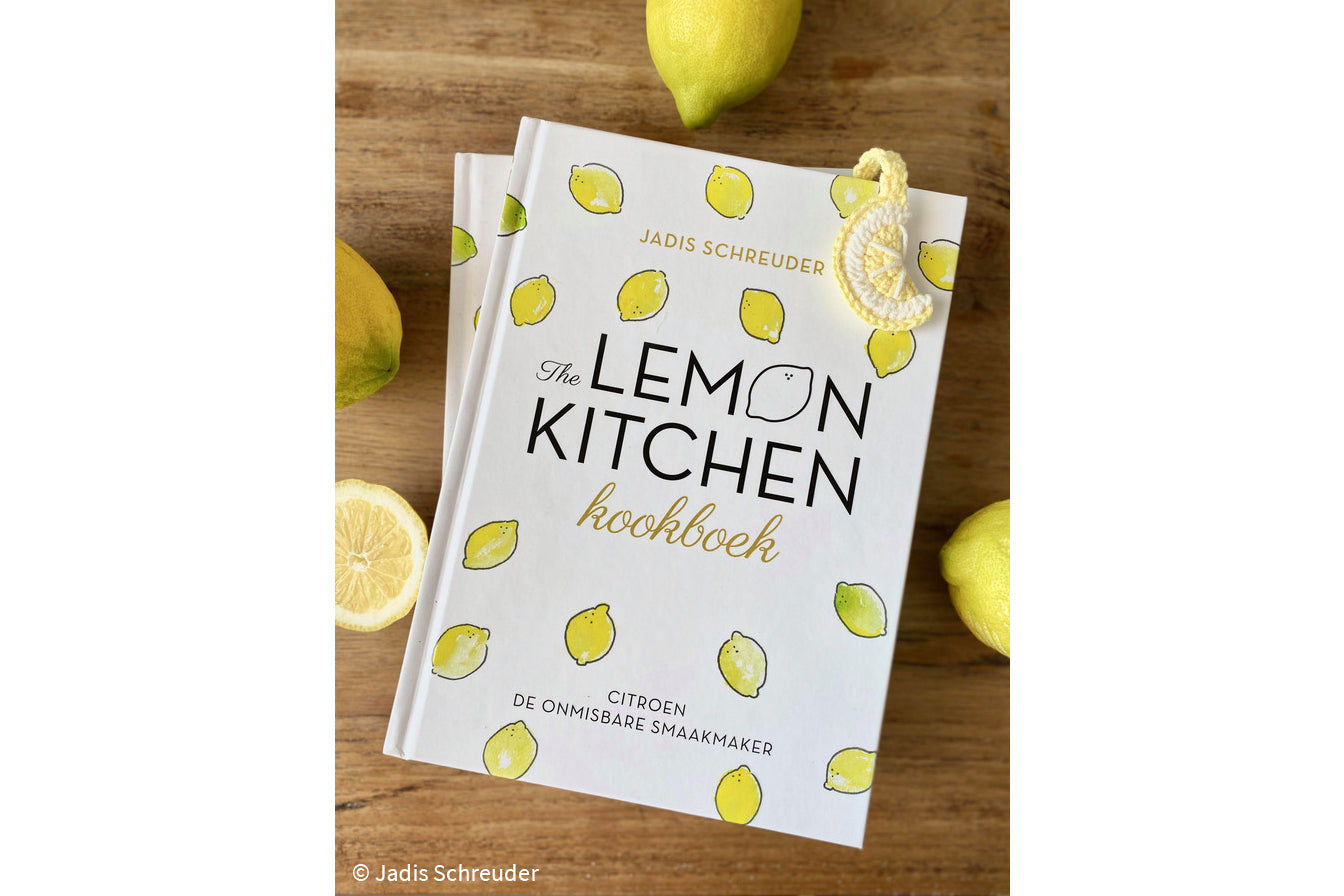 The Lemon Kitchen kookboek bij Nijhof