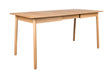 Tafel Glimps 120/162x80 - naturel