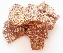 English Toffee/ Thin Almond Buttercrunch 1 Lb.