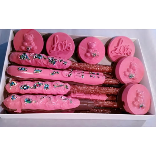 Cookie and pretzels collection/ Gift for him or her/ Baby shower/Birthday Gift
