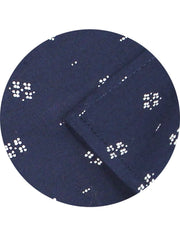 Men's Premium Cotton Printed Shirt - Navy Blue (1149) - Theshirtfactory