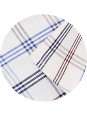Men's Premium Cotton Check Shirt - Multicolor Checks (1137) - Theshirtfactory