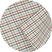 Men's Cotton Check Shirt - Multicolor (0959)