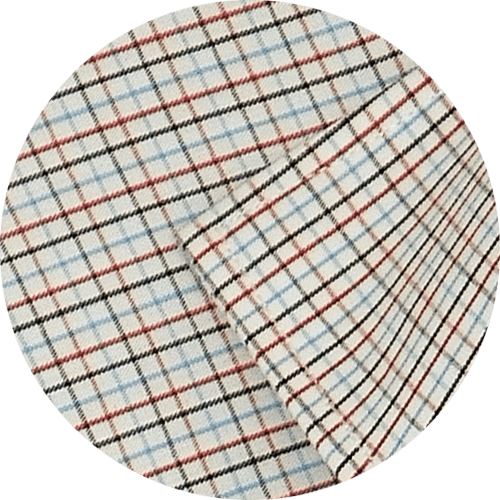 Men's Cotton Check Shirt - Multicolor (0959) - Theshirtfactory