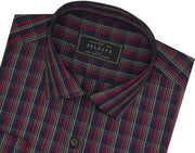 Selects Premium Cotton Check Shirt - Multicolor (0638) - Theshirtfactory