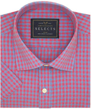Selects Premium Cotton Check Shirt - Multicolor (0506) - Theshirtfactory