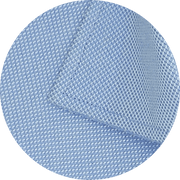 Selects Premium Cotton Honeycomb Shirt - Sky Blue (0508) - Theshirtfactory
