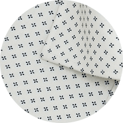 Men's 100% Cotton Printed Shirt - White (0833) - Theshirtfactory