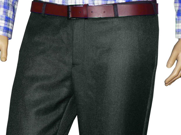 Selects Men's Formal Trouser - Deep Grey (TRO-002) - TheshirtfactoryTrousers Formal