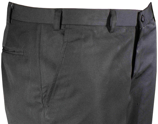 Selects Men's Formal Trouser - Black (TRO-007) - Theshirtfactory