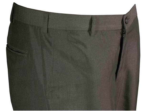 Selects Men's Formal Trouser - Grey (TRO-005) - Theshirtfactory