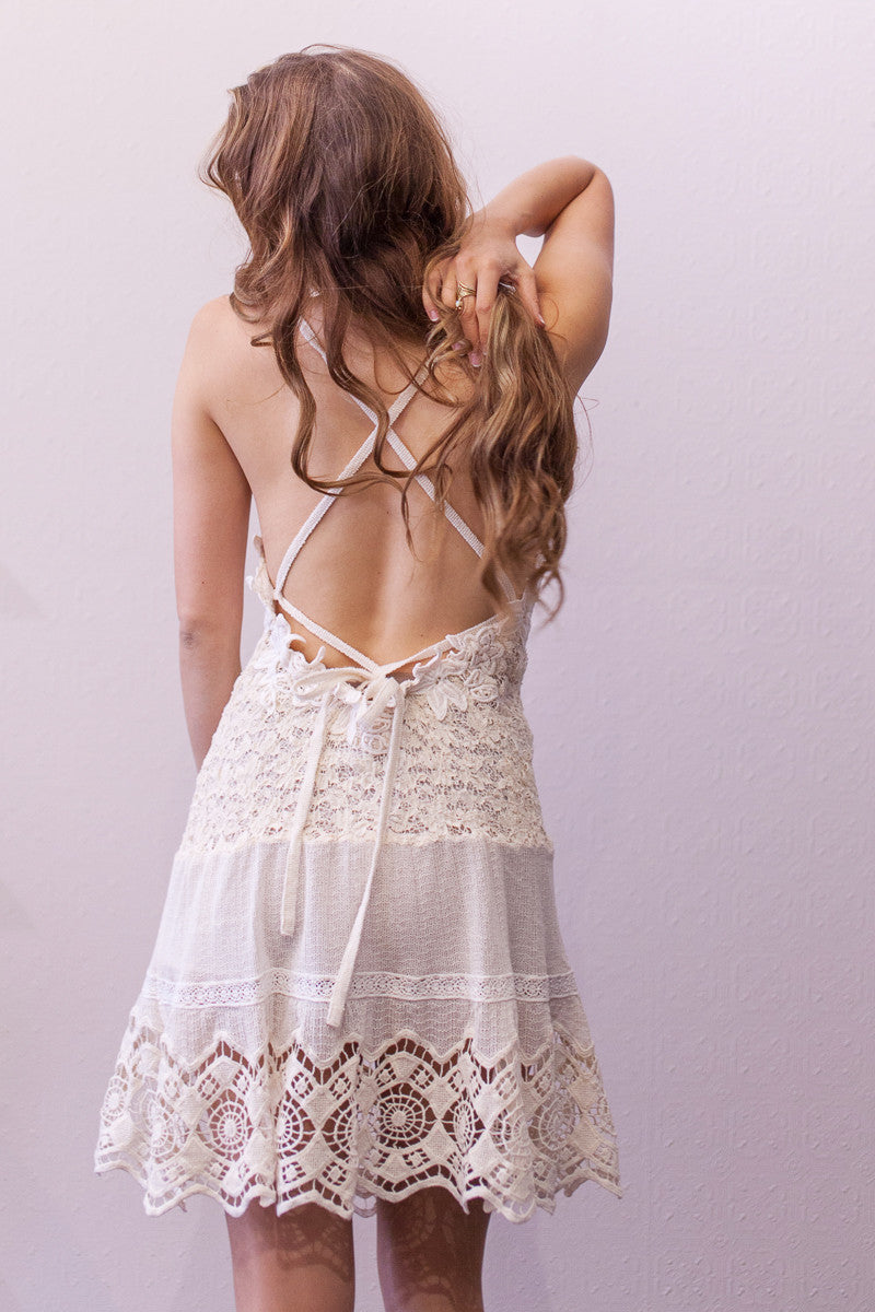 Little lace dress