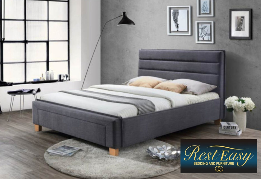 Noah king single bed frame