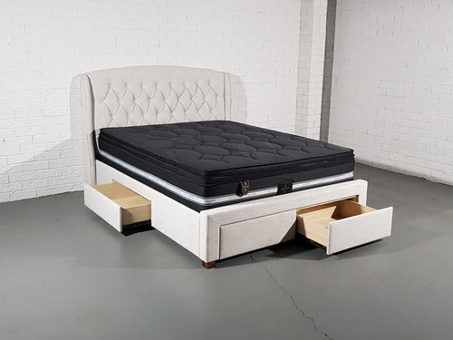 Delta Queen bed frame