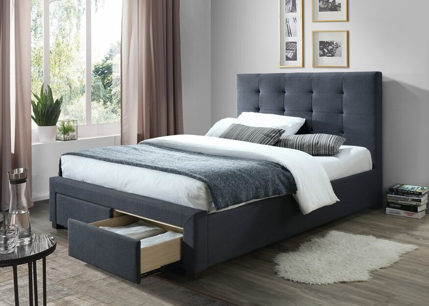 Washington Double bed frame