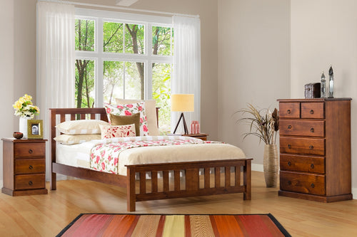 Single Carrington bed frame
