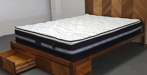 Queen Premium Pillow Top Mattress