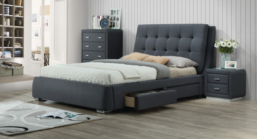 Milton King Bed frame