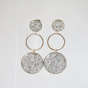 Dangling Circles Earrings