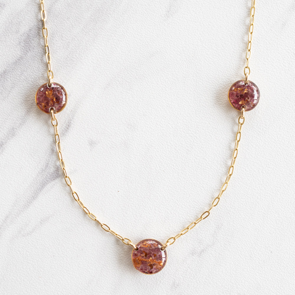 Load image into Gallery viewer, Garnet Multi Necklace