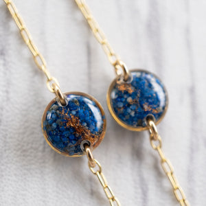 Load image into Gallery viewer, Lapis Multi Necklace
