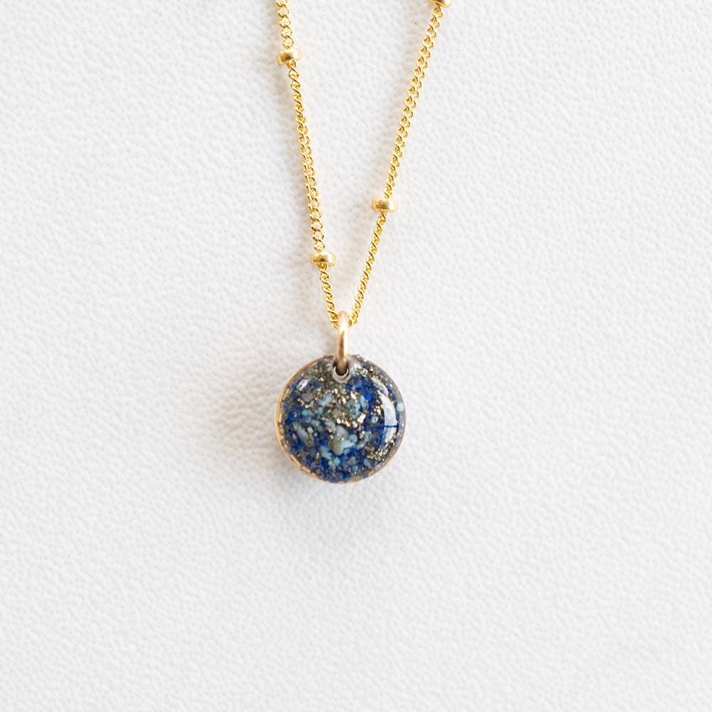 Dainty Ocean Mix Necklace