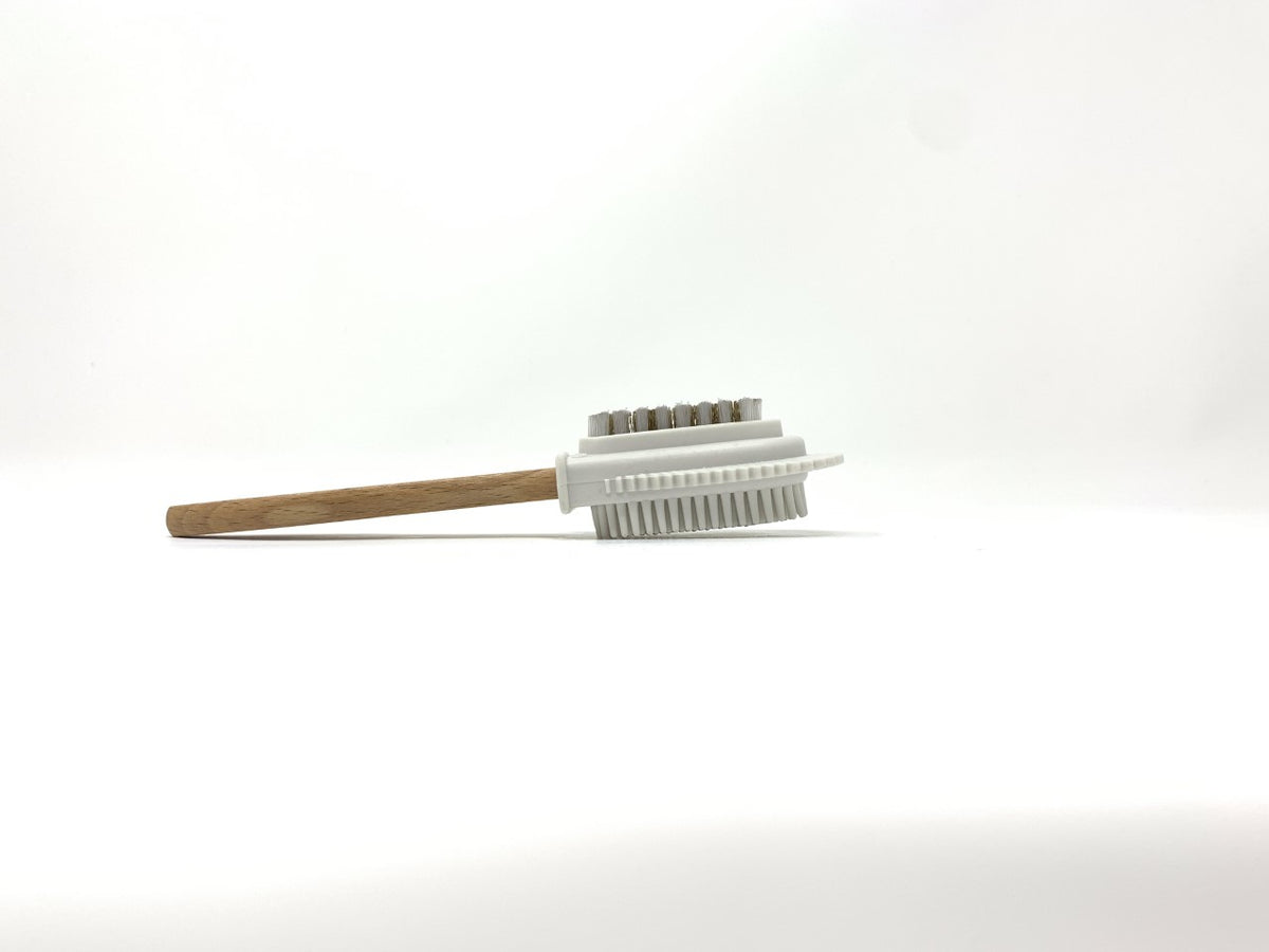 Signature Combination 4 Way Suede and Nubuck Cleaning Brush