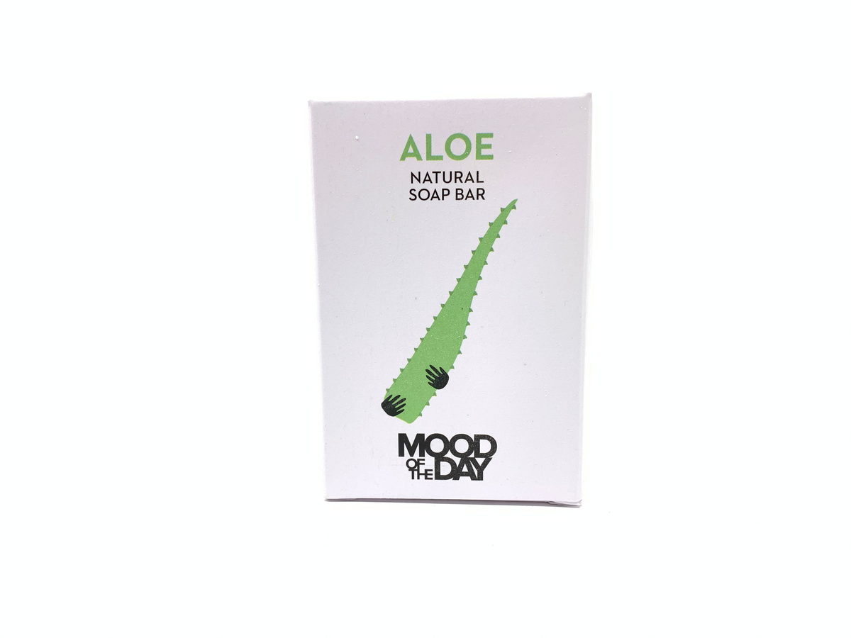Mood of the Day Natural Olive Oil Soap Bar 100grams - Various Scents
