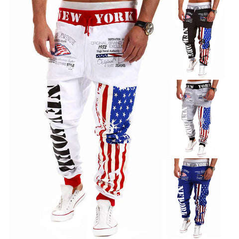 2015 Free Shipping Harem Pants New Stylish Fashion Design Casual Pants Trousers Sweatpants Leisure Male Pants M-XXL