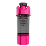 ANDI Protein Shaker Pro 40 Whey Protein Sports Nutrition Blender Mixer Fitness GYM Shaker For Protein Powder Water Bottle
